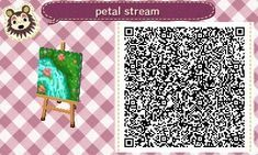 I've unlocked the sewing machine for Kitty, so here's the stream she's been carrying around! Enjoy! -Mayor Kitsune