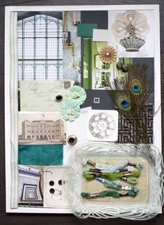 2017 Trend Forecast: Empire Lines Graphic Patterns, Mood Boards, Empire, Dining Chairs, Gallery Wall, Art Deco, Palette, Frame, Journals