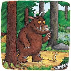 Image result for gruffalo clipart