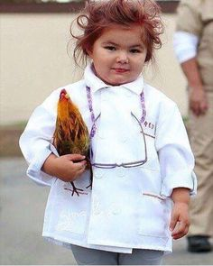Childrens Orange is the new black costume for Red