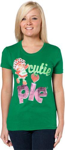 Cutie Pie Strawberry Shortcake Shirt