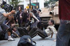 The Walking Dead - Season 1 - Behind the scenes.