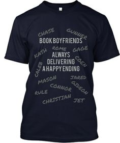 SMBB'S LOVE BOOK BOYFRIENDS SHIRT!  LESS THAN 3WKS TO ORDER YOURS!! What what what what!?!?!?