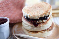 Cafe Lynnylu: English Muffins-Secret Recipe Club
