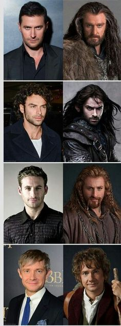 The 4 dwarfs