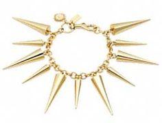 Spike bracelet (Coach with Tony Duquette)