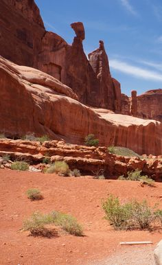 Arches National Park. Utah.