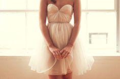 like a ballerina prom queen