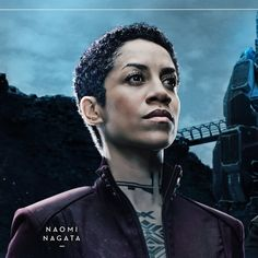 """The Expanse Character Posters - Season promo picture. """"I have a family now. Certainly not one I would have expected, but I love them. Expanse Tv Series, The Expanse Tv, Fiction Film, Science Fiction, Warrior Within, Sci Fi Series, Fighter Pilot, Classic Tv, Sci Fi Fantasy"""