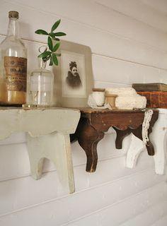 stool shelves