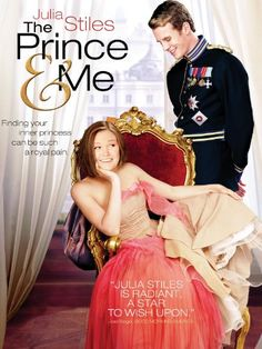 The Prince and Me (2004). Julia Stiles and Luke Mably