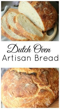 Beautiful Warm Dutch Oven Artisan Bread can get in my belly any day of the week. It's not only pretty, but so yummy! Top with honey butter or garlic butter from Clever Housewife.