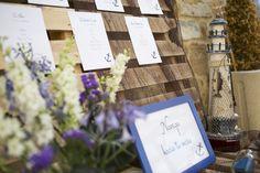 Seating Plan, Ainhoa + Santi, Navy Wedding #BMAinhoaySanti #bereziboda, in Horma Ondo | Photo: Solo un Instante | Wedding Planner: Berezi Moments | Wedding Planner Bilbao, Basque Country, Cantabria