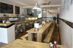 Welcome to Sutton & Sons Fish Restaurant in Stoke Newington