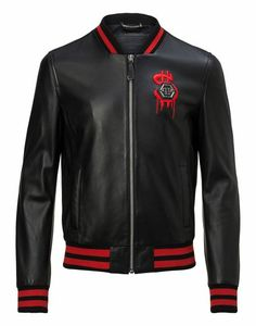 Leather Jacket Alec M two