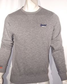 Superdry pull over fleece sweatshirt crew neck new on sale  #superdry #SweatshirtCrew