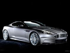 Twilight | Aston Martin Vanquish  The name alone makes me want it even more