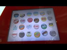 Coca Cola Freestyle machines on Royal Caribbean cruise ships