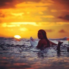 Chicks who surf .. Can't get better than that