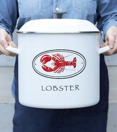 Lobster coming your way!