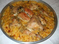 Jufka Dibre me pule Albanian Cuisine, Albanian Recipes, Albanian Food, Appetizer Recipes, Dinner Recipes, Appetizers, Bread Recipes, Cooking Recipes, Macedonian Food