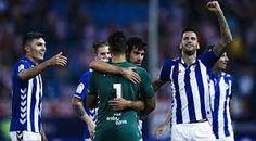 Alaves 1 - 0 Real BetisCompetition: La Liga SantanderDate: 16 December 2016Stadium: Estadio de Mendizorroza (Vitoria-Gasteiz)Referee: Ignacio Iglesias
