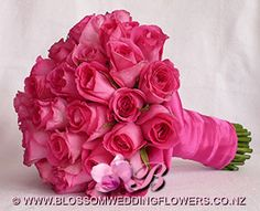 This Will Be Held By Mulan Pink Rose Wedding Bouquet Wedding