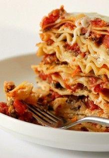 Carrabba's CopyCat Lasagne