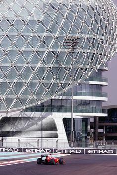 Yas Hotel Abu Dhabi, UAE