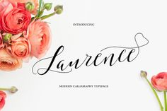Laurence Script by Bonjour Type on Creative Market