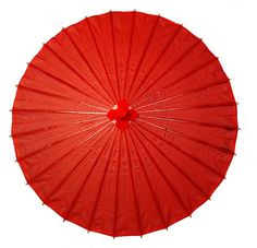 Red Silk Parasol #red, #design, #pinsland, https://apps.facebook.com/yangutu