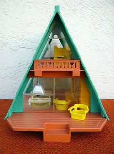 Vintage 1974 Fisher Price Little People Play by CatieCatVintage, $70.25