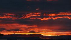 I was blessed one morning to watch the god as he rose over the cascade mountains right from my front yard. The sky continued to change for a good 15 minutes. It was very inspiring.