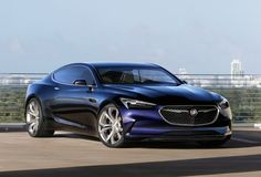 There Buick Avista Concept offer the innovative twin-turbocharged V6 engine with the displacement of 3.0 liters that generates a solid power of 400 ponies.
