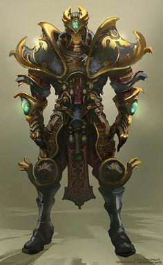 Heavy Armor, Male Ch...
