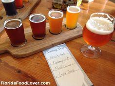 Dunedin Brewery | Florida Food Lover