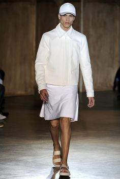 Givenchy Spring 2012 Menswear Collection Slideshow on Style.com