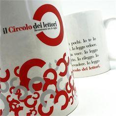 Custom #mug Circolo dei lettori
