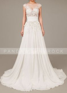 Very Sexy/wedding gown/bridal by pandaandshamrock on Etsy, $450.00