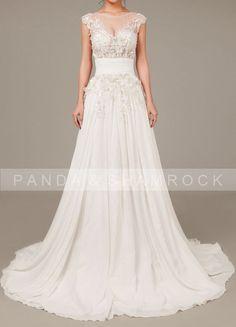 Very Sexy/wedding gown/bridal by pandaandshamrock on Etsy, $450.00