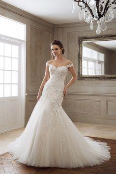 Sophia Tolli Y11884 Eleni Mon Cheri Wedding Dresses Bridal