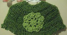 365 Crochet!: St. Patrick's Day Cape -free crochet pattern-