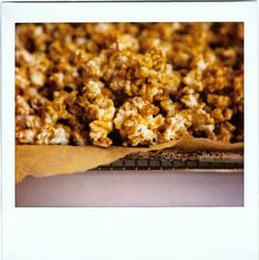 Without a doubt, this caramel corn is in my immediate future.
