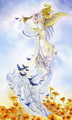 Judgement - tarot card (Stephanie Pui-Mun Law)