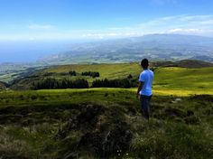 What To Do In São Miguel Island, Azores - via Geeky Explorer 15.06.2015 | There are numerous ways to enjoy São Miguel you must try, here's a taste... #azores #portugal #travel #tips  Photo: Hiking São Miguel