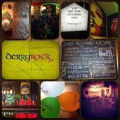 Derry Rock Pub 2014
