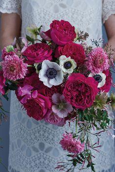Home - David Austin Luxury Cut Roses Silk Bridal Bouquet, Rose Wedding Bouquet, Diy Bouquet, Diy Wedding Flowers, Rose Bouquet, Bridesmaid Bouquet, Bridal Bouquets, Wedding Colors, Wedding Stuff