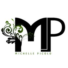 Michelle Picolo Lettermark Logo Designed By Nuno De Azevedo Wordmark Design LOVE This I Would Like It Even Without The
