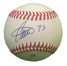 Cincinnati Reds Carlos Contreras signed Rawlings ROLB leather baseball w/ proof photo.  Proof photo of Carlos signing will be included with your purchase along with a COA issued from Southwestconnection-Memorabilia, guaranteeing the item to pass authentication services from PSA/DNA or JSA. Free USPS shipping. www.AutographedwithProof.com is your one stop for autographed collectibles from Cincinnati sports teams. Check back with us often, as we are always obtaining new items.