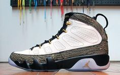 "Release Reminder: Nike x Doernbecher 2012 Collection (Air Jordan 9 Retro ""Pollito"")"